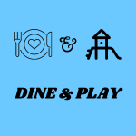 Dine play icon